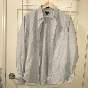 J Crew Oxford slim fit shirt